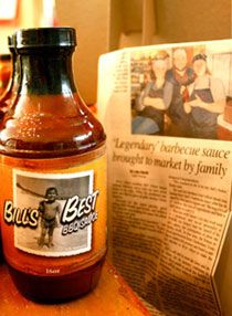 Bill's Best BBQ Sauce is made near Philadelphia, PA, and 10% of proceeds benefit dementia research. #BuyLocal #BBQSauce