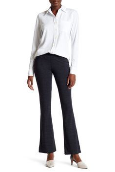 Flare Knit Pant