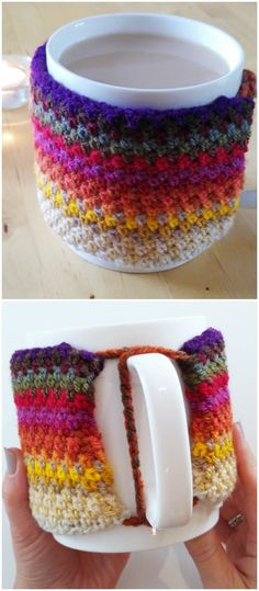 I have rounded up some of the best and interesting free Crochet Cozy patterns for your home!Ombré Crochet Free Pattern