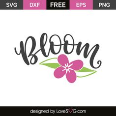 Download Love grows here   Lettering, Sign quotes, Cricut svg files ...