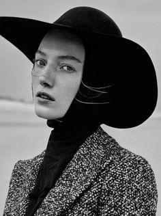 Lou Schoof, Nils Schoof by Elizaveta Porodina for Vogue Ukraine November 2015 7