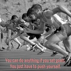 You can do anything if you set goals. You just have to push yourself.  #motivation #success #inspiration #inspirational #entrepreneur #business #quotes #positivechange #positivity #lifestyle #successful #quoteoftheday #quote #money #entrepreneurship #life #entrepreneurs #believeinyourself #happiness #bedifferent #passion #work #grind #inspire #entrepreneurlife #goals #successquotes #instagood #wealth