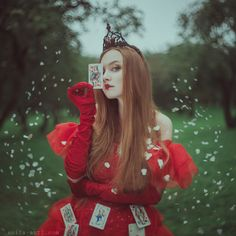 Queen of Hearts by Anita Anti
