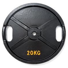 A staple requirement for strength exercises, this weight plate is a smart pick for beginners and fitness enthusiasts alike. Home Gym Equipment, No Equipment Workout, Weights Dumbbells, Battle Ropes, Strength Workout, Kettlebell, Excercise, Plates, Training