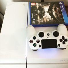 All white.   via nikdope95 on Instagram