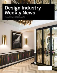 Design Industry Weekly News issue73  Design Industry Weekly News issue73 from design et al