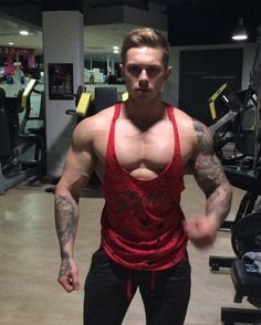 Danny Walker- 21 Year Old Gymspiration