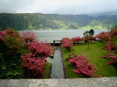 7 Cidades lagoon, Azores ,Portugal
