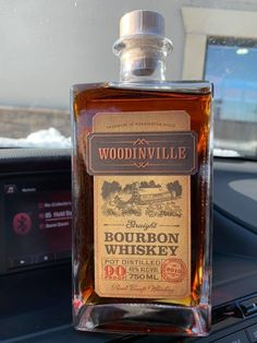 Woodinville bourbon comes from the northwest. The state of Washington. Good Whiskey, Cigars And Whiskey, Jack Daniels Whiskey, Whisky Bar, Scotch Whisky, Bar Stuff, Bourbon Whiskey, Bar Drinks, Liquor