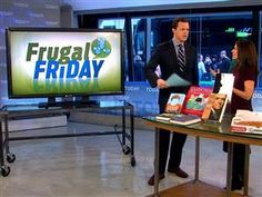 Frugal Friday: Squeeze extra life out of your health and beauty products. (TODAY)