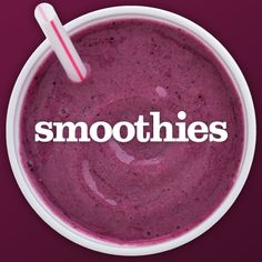 smoothies :)