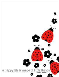 Pop Couture - Ladybug Card Set: Papertrey Ink Clear Stamps Dies Paper Ink Kits Ribbon