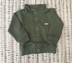#mamibu #babyclothes #kidclothes #madeinitaly #abbigliamentobambino #felpa #giacca #neonato #bambino àbabyboy #littleboy #verde #green