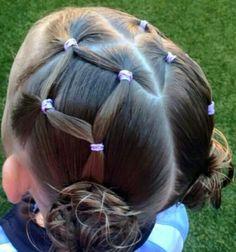 trendy hairstyles for school girls hairdos Little Girl Hairdos, Girls Hairdos, Lil Girl Hairstyles, Princess Hairstyles, Braided Hairstyles, Kids Hairstyle, Toddler Hairstyles, Hairstyle Names, Teenage Hairstyles