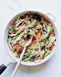 Turkey Reuben Hash Recipe on Food & Wine