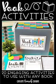 Art Projects For Elementary Students Reading Strategies Trendy Ideas Reading Homework, Reading Response, Reading Workshop, Teaching Reading, Teaching Tips, Teaching Themes, Learning, 3rd Grade Books, Third Grade Reading