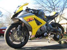 2007/08 Suzuki GSX-R 1000 - http://get.sm/lQ00ShJ #wera Suzuki,Suzuki gsxr gsx-r 1000 2007 2008