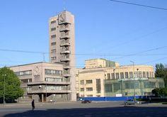Дом Советов Нарвского района (Кировский райсовет) Санкт-Петербург