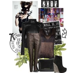 """""""Happy 2013 New York!!"""" by itgirl2010 ❤ liked on Polyvore"""
