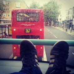 #London #londra #ingiltere #happy #nice #bus