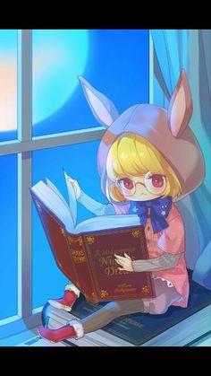 책읽는 인형 코코