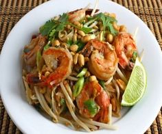 pad thai recipe - My fav thai food recipe of all time