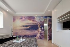 Winter Wall Murals As Part Of Your Home Decor