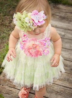 2013 Spring Garden Fairy Dress12 Months to 12 YearsNow in Stock