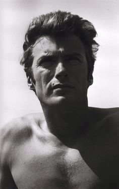 Clint Eastwood, photographed at home by Michael Levin (1961)