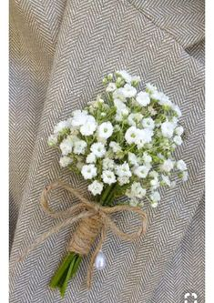 Rustic Boutonniere - Baby's Breath Boutonnieres, mens white boutonniere Baby's Breath Corsages- Beach wedding - flowers for all,valentines day - Best wedding details White Boutonniere, Rustic Boutonniere, Boutonnieres, Wedding Boutonniere, Babys Breath Boutonniere, Babies Breath Bouquet, Trendy Wedding, Diy Wedding, Rustic Wedding