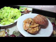 Luisa Alexandra: Bifinhos na Frigideira KNORR • Receita em VÍDEO
