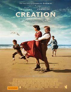 Poster de La duda de Darwin (Creation)