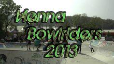Vienna Bowlriders 2013. -------- Panasonic AG-AC90 Skateboard, Vienna, Channel, Neon Signs, Skateboarding, Skateboards