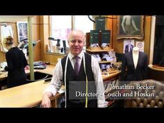 Tailored Stories - An Oral History of Savile Row - YouTube