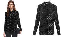 Emelia Spot Shirt, £75 (was £95)