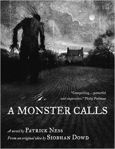 A Monster Calls - Cover by Aeron Alfrey, on Flickr. on the list.