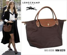 Kate S Brown Le Pliage Small Tote Ed To 78 Longchamp Neo Backpack