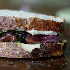 Sandwich Recipe: Turkey-Dijon Toastie - Healthy Lunch Recipes: Top 10 Sandwiches Under 300 Calories - Shape Magazine - Page 7