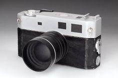 Leica M5 Wooden Design Study