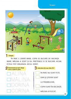 Caiet pentru vacanta - Clasa Pregatitoare Classroom, Children, Rome, Class Room, Young Children, Boys, Kids, Child, Kids Part