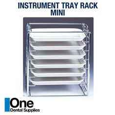 Dental Instrument Tray Rack Mini https://qdiz.com/?p=3342