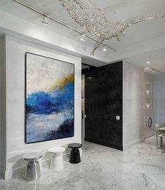 #oversizedwallart #extralargewallart #oilpainting #oversizewallart #originalabstractart #oilpaintingabstract#largecanvas #largecanvasart #largecanvas#largecanvasart #canvas#acrylic#abstract#blueabstract#minimalism#largeart #contemporaryart#modernart#modernhomedecor#extralargewallart #acrylicpainting #homedecor #bedroomdecor #painting #oilpainting | Etsy Large Wall Canvas, Extra Large Wall Art, Canvas Wall Art, Blue Abstract Painting, Abstract Canvas Art, Painting Canvas, Abstract Paintings, Art Paintings, Oversized Wall Art