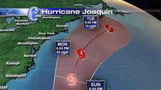 Hurricane Joaquin has moved out to sea, so no state is in it's path. The ripple effects of the storm will still make for windy, rainy weather though, so stay safe and dry this weekend. http://6abc.com/weather/hurricane-joaquin-track-shifting-away-from-shore/1009338/#utm_sguid=149300,580c5ccb-7973-baf1-5af7-d39060e6c108