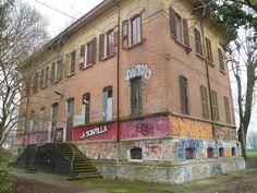 Tu Quoque Punk? Dalle avanguardie all'ultima generazione punk di Modena [e dintorni] _ Cayce's Lab, marzo 2014, Scintilla