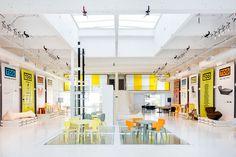 Tienda principal TOG / Triptyque + Philippe Starck