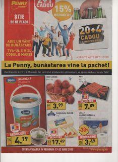 Furnicuta Vesela 2: Oferta Penny - Toate produsele - 17-23.06.2015