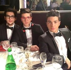IL VOLO  Ignazio Boschetto, Piero Barone, Gianluca Ginoble ❤ 40th Annual Daytime Emmy Awards - Los Angeles