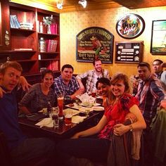 Photo by smelania - Antenna group celebrating my departure! #peaceout #sf #afterhours #done #drinks