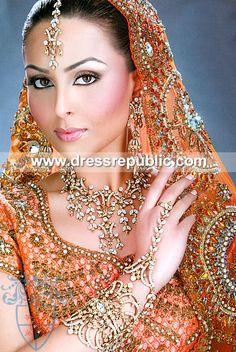 Style DRJ1041, Product code: DRJ1041, by www.dressrepublic.com - Keywords: Indian Pakistani Jewellery Shops North London, East London, UK