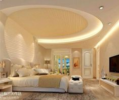 10 Incredible Useful Tips: False Ceiling With Wood Living Rooms false ceiling bedroom design.False Ceiling With Fan For Bedroom false ceiling diy interior design. House Design, Room Design, Bed Design, Ceiling Design Bedroom, Bedroom False Ceiling Design, Bedroom Design, Bedroom Bed Design, Bedroom Ceiling, Living Room Designs